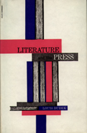 Literature and the Press Cover