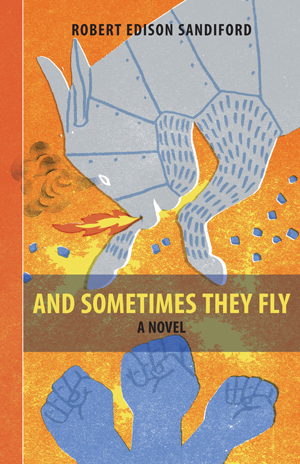 And Sometimes They Fly Cover
